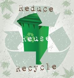 Recycling Concept vector