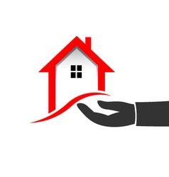 Buying House Logo vector image