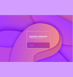 Abstract background gradient geometric shape vector