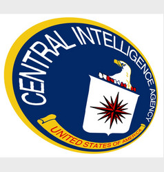 Cia shield vector