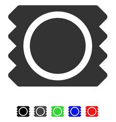 Condom flat icon vector