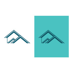 home rologo vector image
