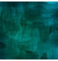 Dark Green Watercolor Pattern vector