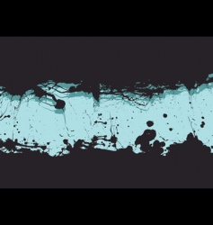 grunge strip background grey vector image vector image