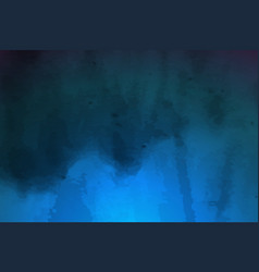 Navy blue watercolor background gradient fill vector
