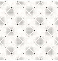 Seamless dots pattern polka dot print vector