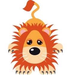 lion vector illustration vector image vector image