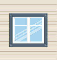 Background with window vector