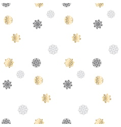Christmas backdrop winter pattern season elegant vector