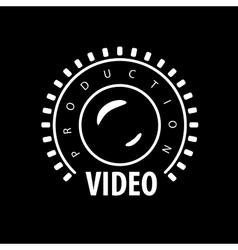 logo video vector image