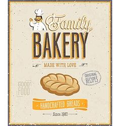 bakery2 vector image