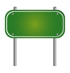 Name of place traffic sign icon vector