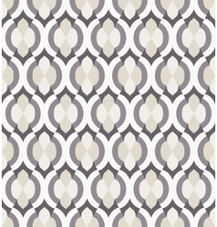 seamless pattern in moroccan style vector image vector image