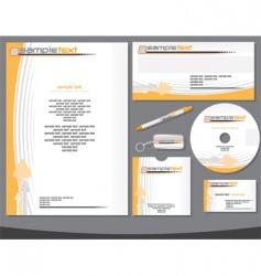 company set vector image vector image