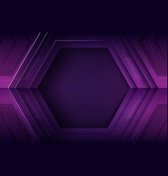 Abstract background overlap technology concept 001 vector