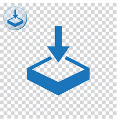 Download icon for web and mobile vector