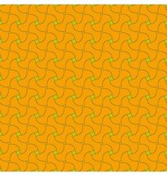 Grid -stars geometric seamless pattern vector image
