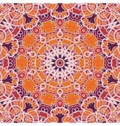 Mandala Print vector image