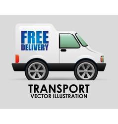 Transport vehicle vector
