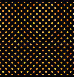 abstract geometrical dot pattern background vector image