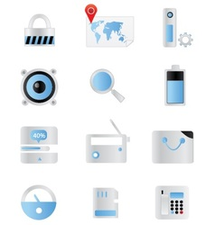 Web Icons 43 vector