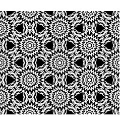 Unusual seamless abstract pattern vector