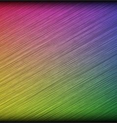 Abstract diagonal lines design vector image