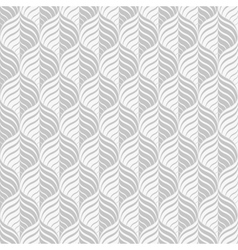 Seamless pattern white and grey texture vector image