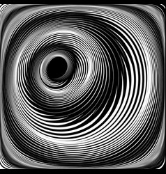 Vortex motion vector