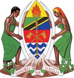 Tanzania vector image vector image