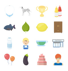 Business nature achievements and other web icon vector
