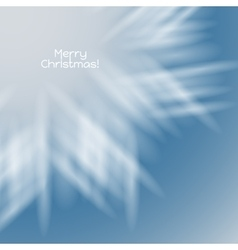 Abstract white background with blue centered rays vector image