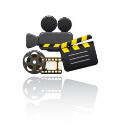 video set vector image vector image
