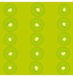 Kiwi pattern vector