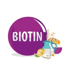 Biotin vector