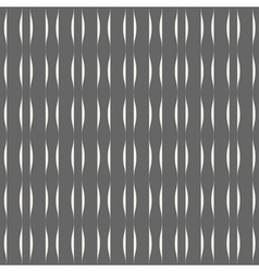wave seamless pattern vector image vector image