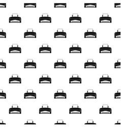 Color home printer pattern seamless vector