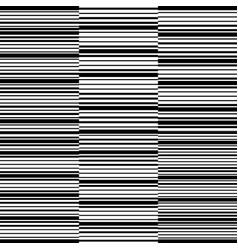 abstract stripe line seamless pattern background vector image