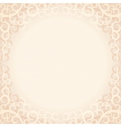 Elegance ornamental background vector