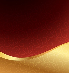 premium luxury background vector image