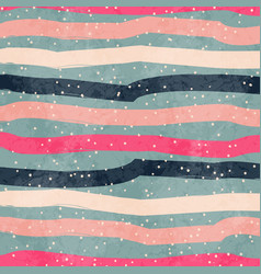 striped colorful seamless pattern vector image vector image