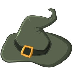 The witches hat vector