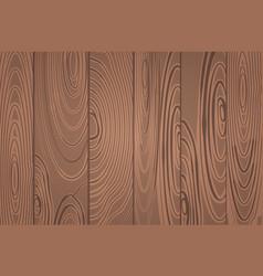 Widescreen horizontal wooden plank wallpaper for vector