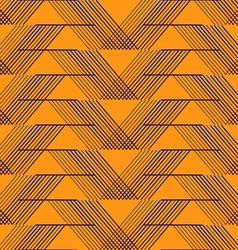 Geo pattern18V vector image vector image