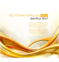 Abstract elegant gold background vector