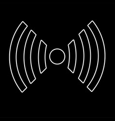 wifi sign wireless network icon wifi zone vector image
