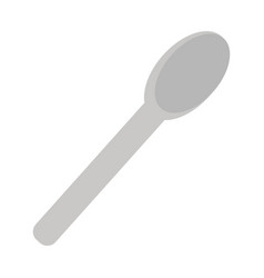isolated cutlery icon vector image vector image