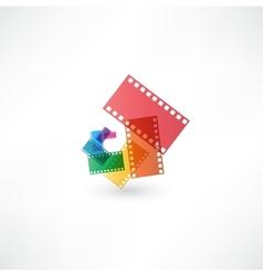 Film icon wave vector
