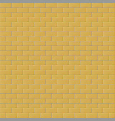 Texture of the bricks in the vector