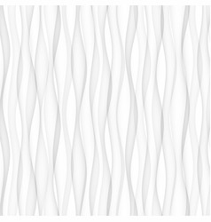 abstract pattern seamless white texture wave vector image